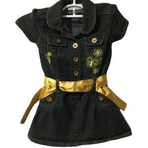 Carter Baby Jean Dress